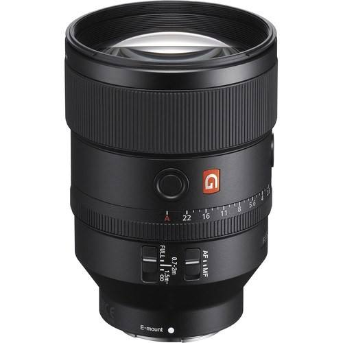 Sony FE 135mm f/1.8 GM Objektiv