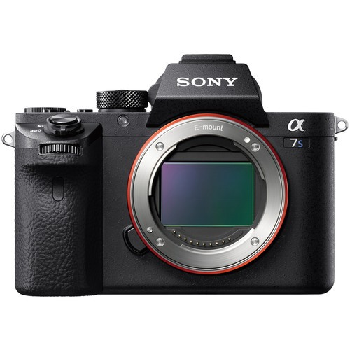 Sony Alpha 7S II Body schwarz
