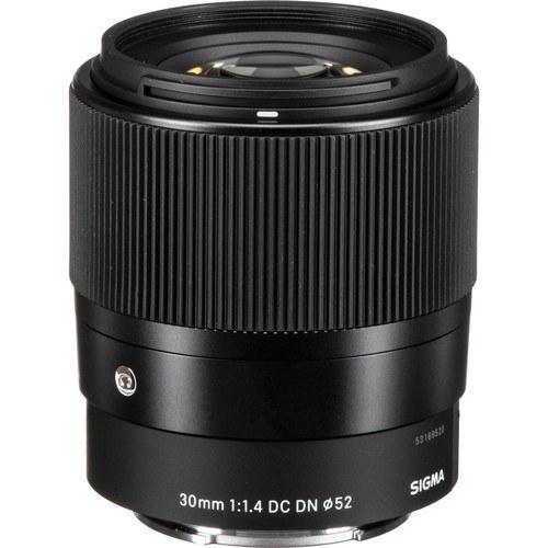 Sigma 30mm f/1.4 DC DN Contemporary Objektiv für L-Mount