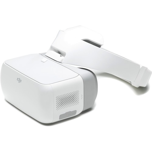 DJI Goggles Videobrille - Frontansicht