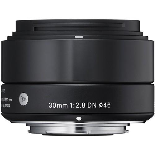 Sigma 30mm f/2.8 EX DN Objektiv für Micro-Four-Thirds