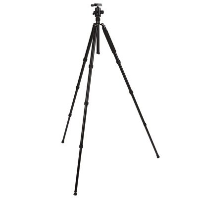 B.I.G. TM-1450 Kamerastativ 2-in-1 - Frontansicht