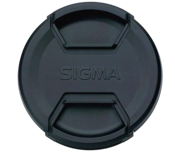 Sigma 82mm Objektivdeckel - Frontansicht