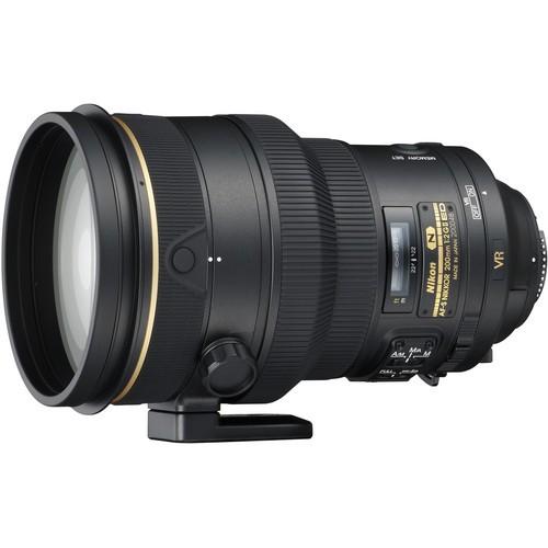 Nikon AF-S Nikkor 200mm f/2 G ED VR II Objektiv