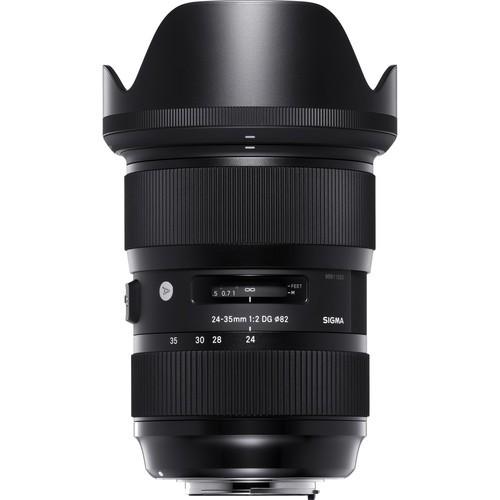 Sigma 24-35mm f/2 DG HSM Art Objektiv für Nikon