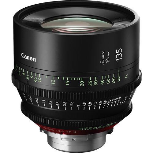 Canon CN-E 135mm T2.2 FP X Sumire-Prime-Objektiv