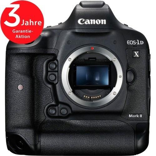Canon EOS 1D X Mark II Gehäuse - Frontansicht