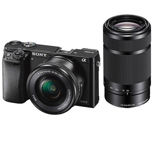 Sony Alpha 6000 Kit