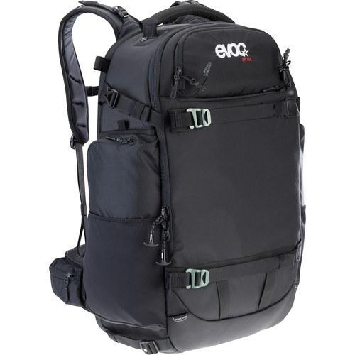 Evoc CP 35l Rucksack schwarz - Schrägansicht