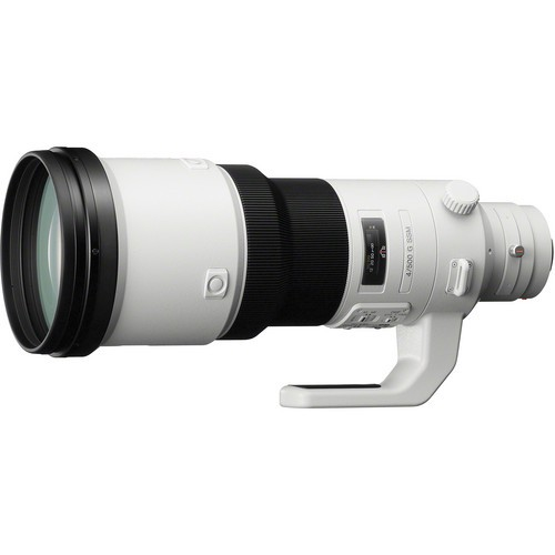Sony SAL 500mm f/4 G SSM Objektiv
