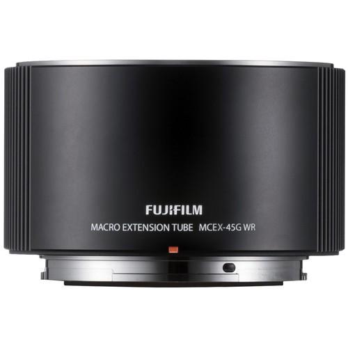 Fujifilm MCEX-45 G WR Makro Zwischenring - Frontansicht