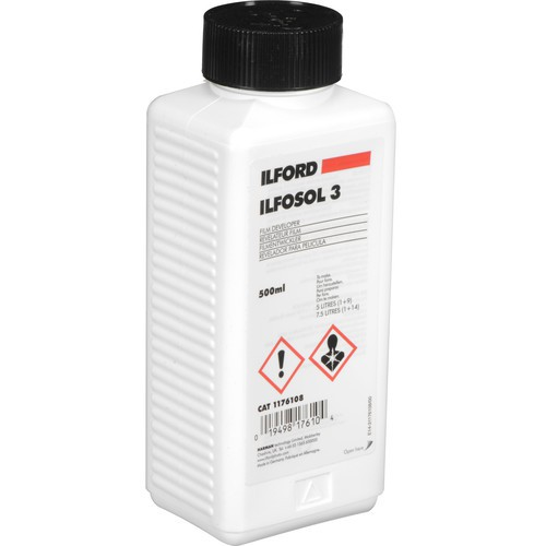 Ilford Ilfosol 3 Filmentwickler 500ml
