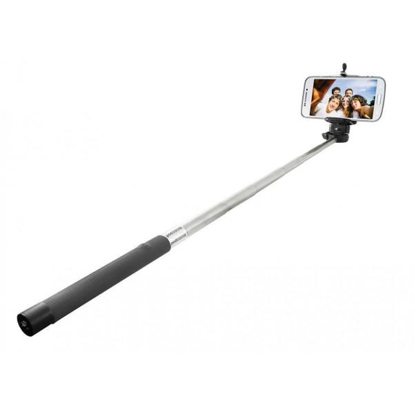 B.I.G. Selfie Monopod Einhand Stativ - Anwendung
