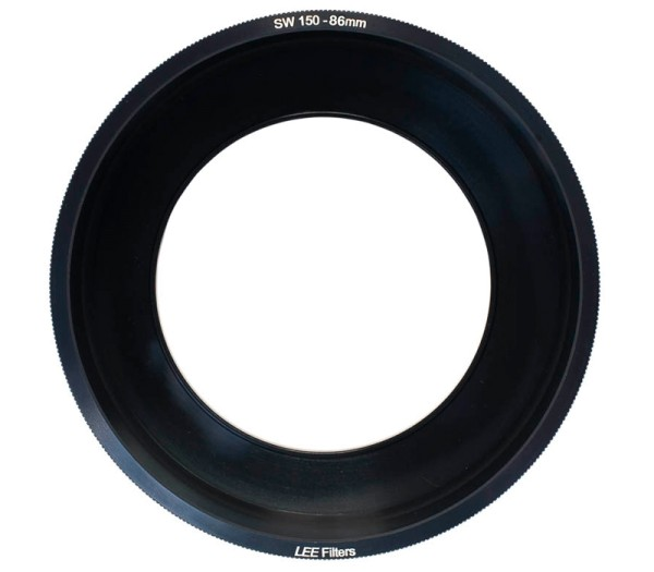 Lee Filters SW150 Adapter Ring 86mm - Frontansicht