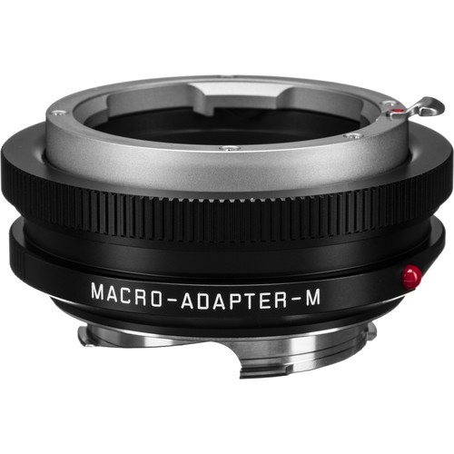 Leica Macro-Adapter-M (14652) - Frontansicht