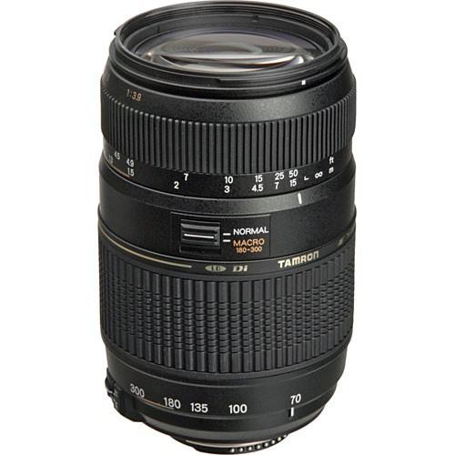 Tamron AF 70-300mm f/4-5.6 Di LD Makro Objektiv für Nikon