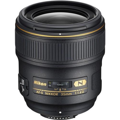 Nikon AF-S Nikkor 35mm f/1.4 G Objektiv