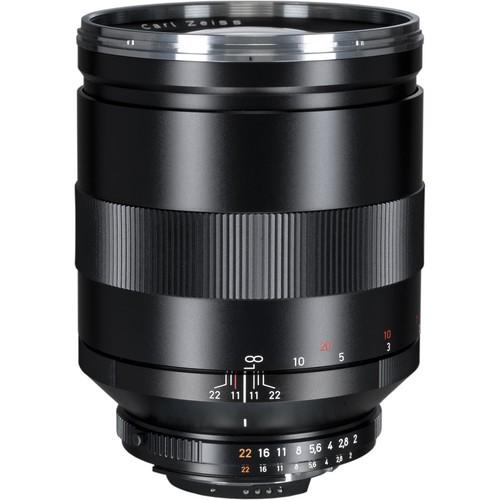 ZEISS 135mm f/2 Apo Sonnar T* ZE Objektiv für Canon