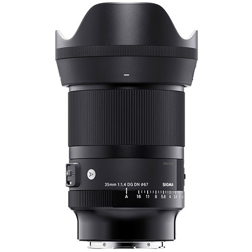 Sigma Art 35mm f/1.4 DG DN Objektiv für Sony E