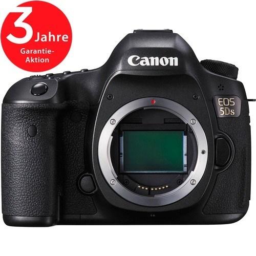 Canon EOS 5Ds Gehäuse - Frontansicht