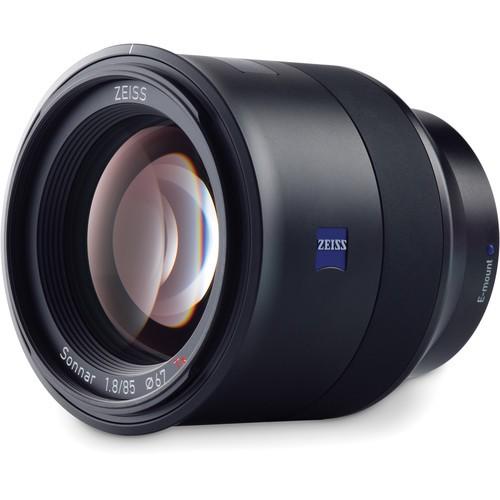 ZEISS Batis 85mm f/1.8 Objektiv für Sony E