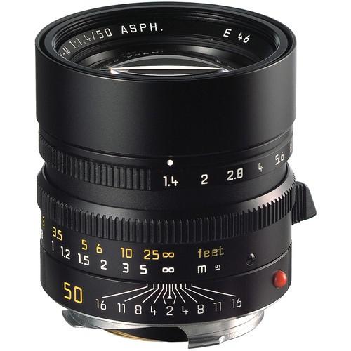 Leica Summilux-M 50mm f/1.4 ASPH. Objektiv 11891