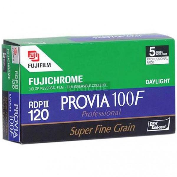 Fujifilm Fujichrome RDP-III Provia 100F Farbumkehrfilter