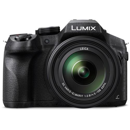 Panasonic Lumix DMC-FZ300 - Frontansicht
