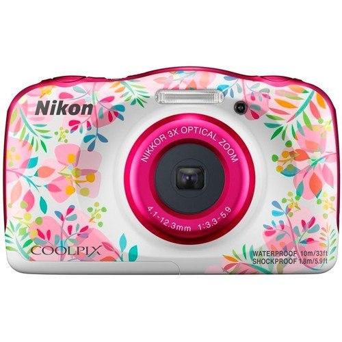 Nikon Coolpix W150 flowers - Frontansicht