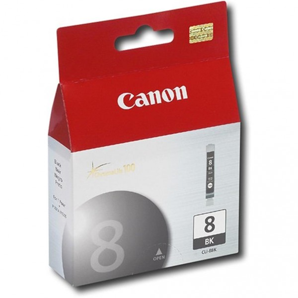Canon CLI-8BK Tintenpatrone schwarz