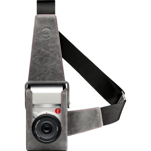Leica Holster Tasche steingrau 18809