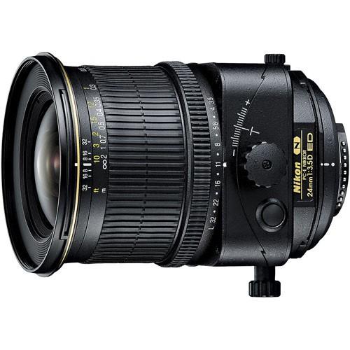 Nikon PC-E Nikkor 24mm f/3.5D ED Objektiv
