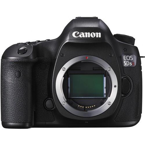 Canon EOS 5Ds R Gehäuse - Frontansicht