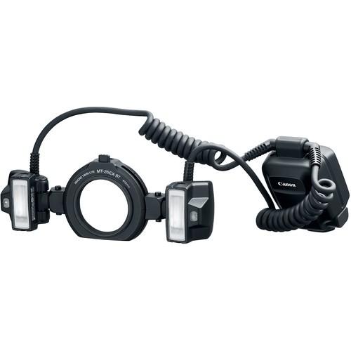 Canon MT-26EX-RT Macro Twin Lite Doppelblitzgerät - Frontansicht