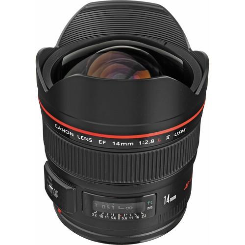 Canon EF 14mm f/2.8 L II USM Objektiv