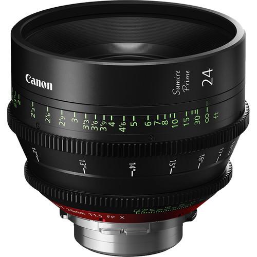 Canon CN-E 24mm T1.5 FP X Sumire-Prime-Objektiv