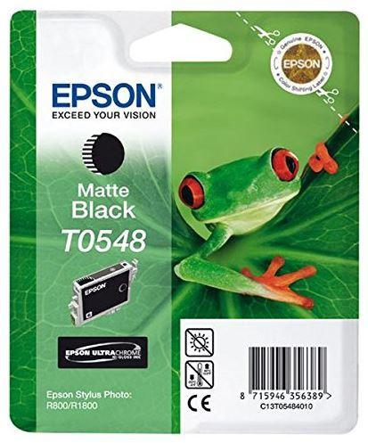 Epson T0548 Tintenpatrone matt schwarz