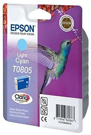Epson T0805 Tintenpatrone light cyan für R265