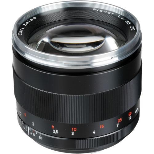 ZEISS Planar T* 85mm f/1.4 ZE Objektiv für Canon