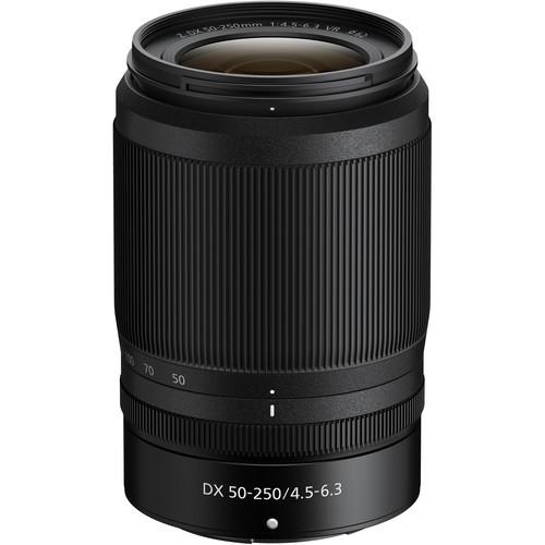 Nikon Z DX 50-250mm Objektiv - Frontansicht