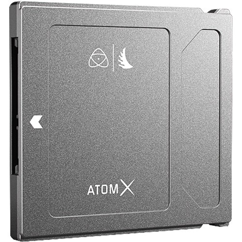 Angelbird AtomX SSDmini 500GB Festplatte für Atomos Recorder - Frontansicht