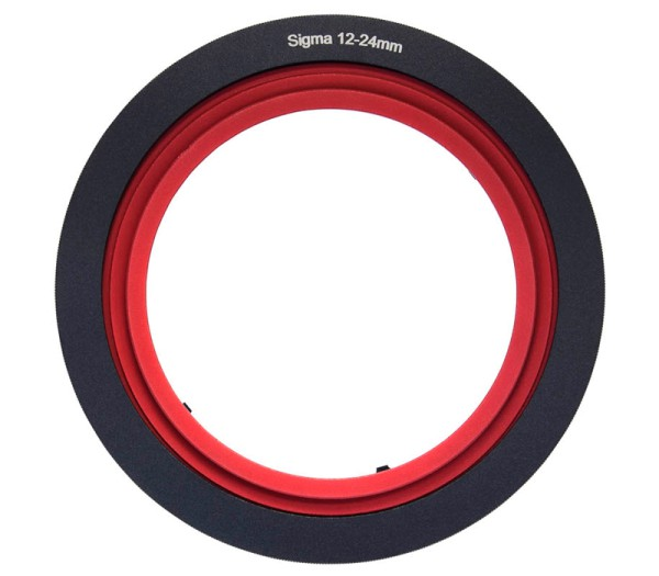 Lee Filters SW150 Adapter-Ring für Sigma 12-24mm - Frontansicht