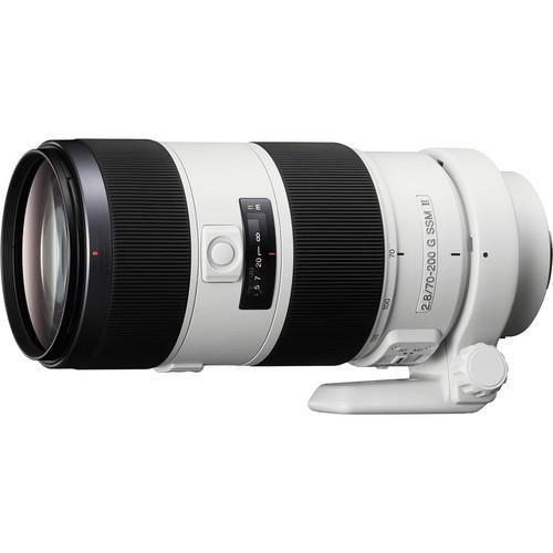 Sony SAL 70-200mm f/2.8 G SSM II Objektiv