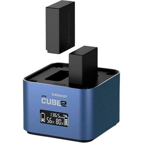Hähnel ProCube 2 für Fujifilm/Panasonic - Anwendung