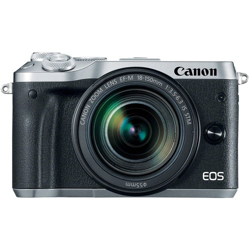 Canon EOS M6 Kit - Frontansicht