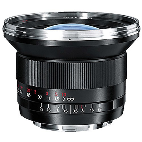 ZEISS Distagon T* 18mm f/3.5 ZE Objektiv für Canon