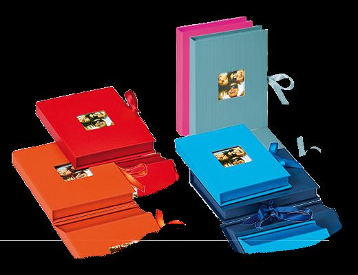 """Walther Foto-Geschenkbox """"Fun"""" 13x18cm (FB-112), verschiedene Farben"""