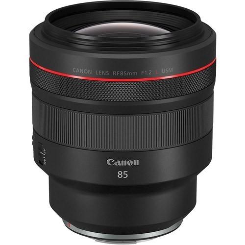 Canon RF 85mm f/1.2L USM Objektiv - Frontansicht
