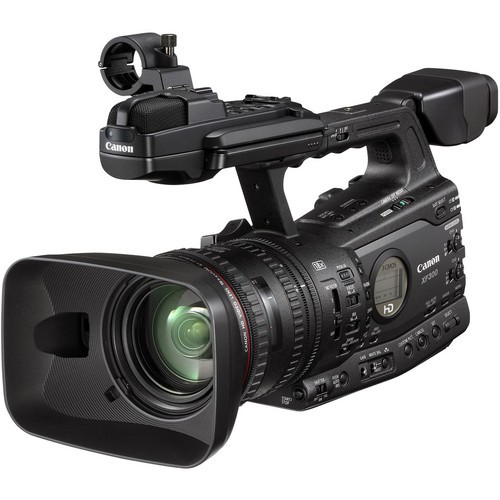 Canon XF300 Professioneller Camcorder - Frontansicht
