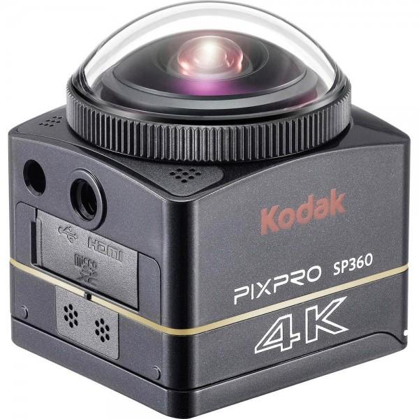 Kodak PixPro SP360 4K-BK-6 Action Kamera